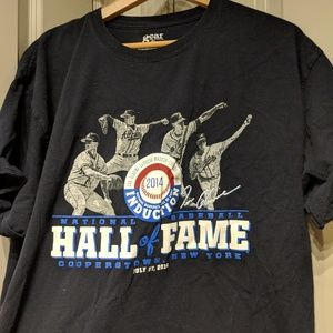 Other - Atlanta Braves Tom Glavine Hall of Fame t-shirt